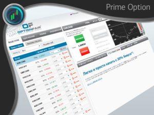 OptionFair - обзор брокера бинарных опционов