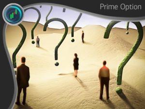С чего  начинать выбор брокера бинарных опционов ?