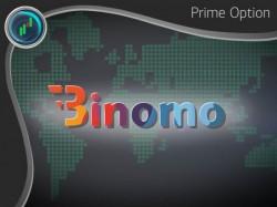 Брокерская компания Binomo