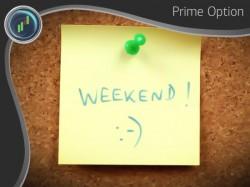 почему бинарные опционы работают в выходные