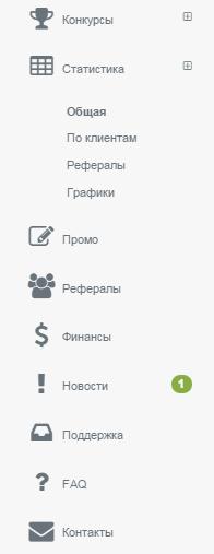 binomo партнерская программа